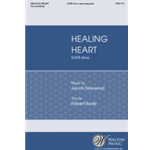 Healing Heart by Narverud SATB