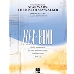 Selections from Star Wars: The Rise of Skywalker (Flex-Band) arr. Johnnie Vinson