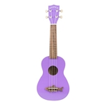 Makala Shark Bridge Soprano Ukulele Purple