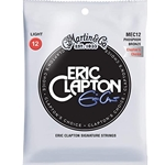 Martin MEC12 Claptons Choice Light Acoustic Strings