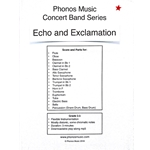 Echo and Exclamations by Jim Hopson