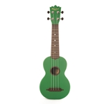 Beaver Creek BC Ulina Ukulele with Bag Green