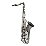 John Packer JP042BS Tenor Saxophone Black Silver