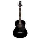 Beaver Creek BeaverCreek  3/4 Size Acoustic Guitar - Black