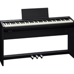 Roland FP-30 Digital Piano with Pedals - Black