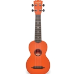 Beaver Creek BC Ulina Ukulele with Bag Orange
