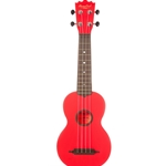 Beaver Creek BC Ulina Ukulele with Bag Red