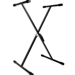 Profile Single Braced Keyboard Stand