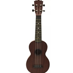 Beaver Creek BC Ulina Ukulele with Bag Wood