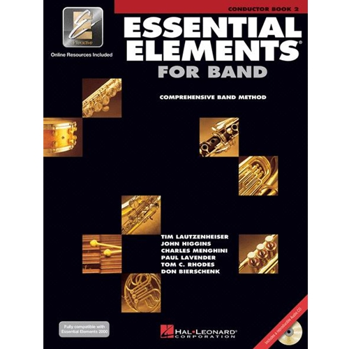 Essential Elements Conductor Book 2