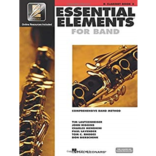 Essential Elements Clarinet Book 2