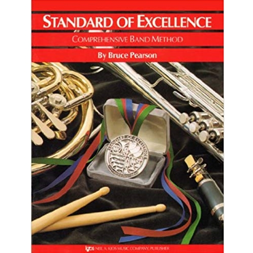 Standard of Excellence - Eb Horn Book 1