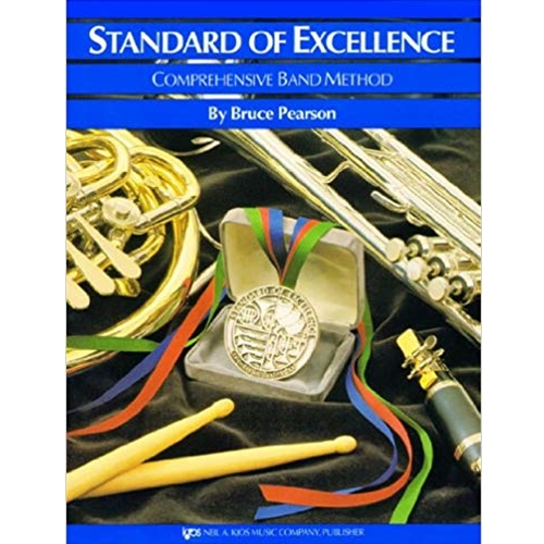 Standard of Excellence - Baritone T.C. Book 2