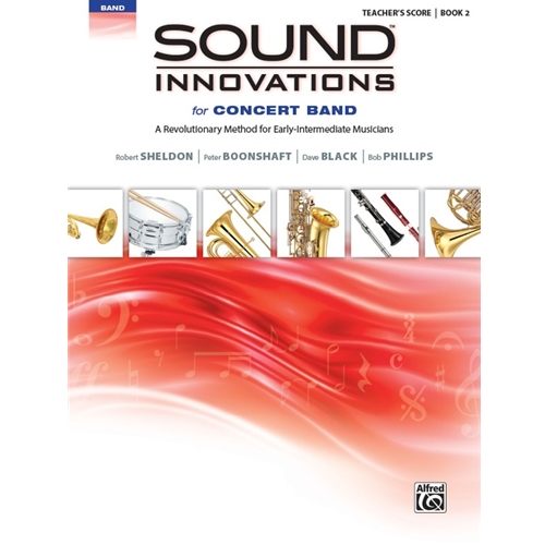 Sound Innovations Book 2 Percussion