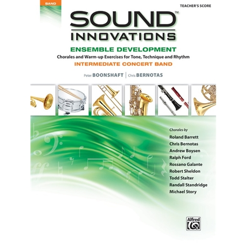 Sound Innovations Book 3 Score