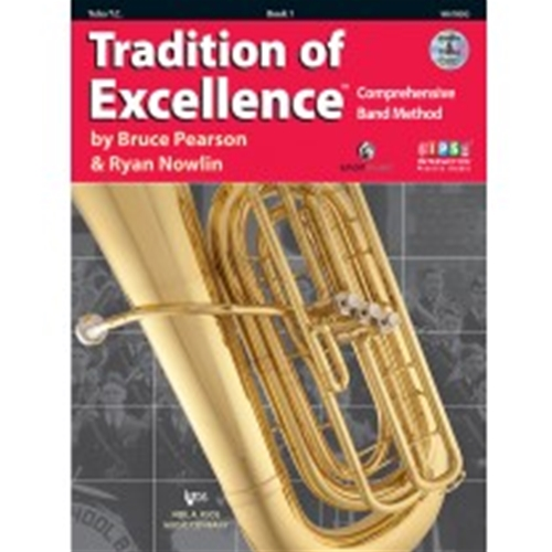 Tradition of Excellence Book 1 Tuba TC