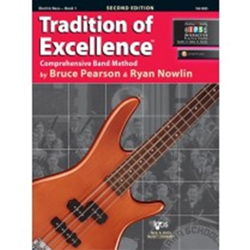Tradition of Excellence 1 - Electric Bass