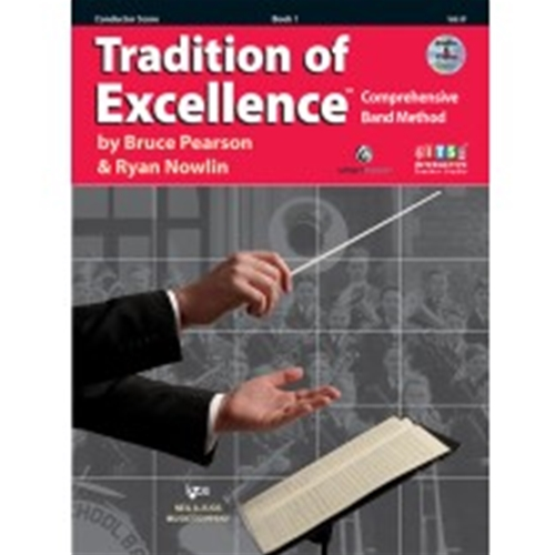 Tradition of Excellence Book 1 Score