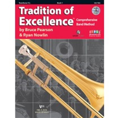 Tradition of Excellence Book 1 Trombone TC