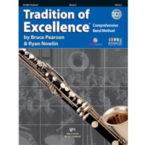Tradition of Excellence Book 2 Alto Clarinet