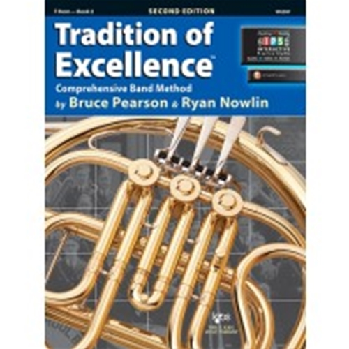 Tradition of Excellence Book 2 F Horn