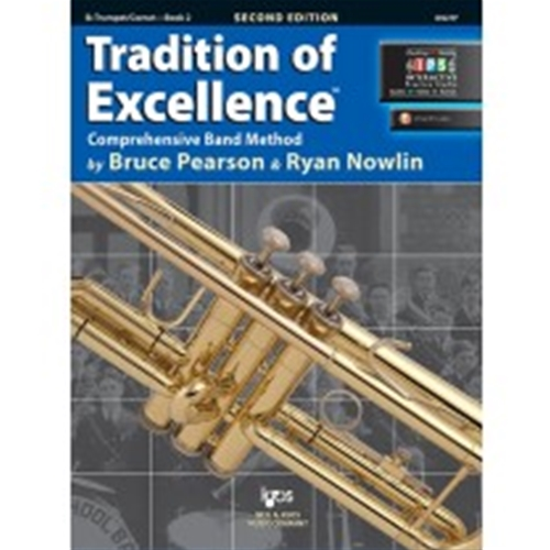 Tradition of Excellence Book 2 - Bb Trumpet