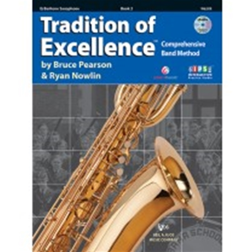 Tradition of Excellence Book 2 Bari Sax