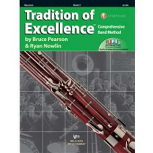 Tradition of Excellence Book 3 Bassoon