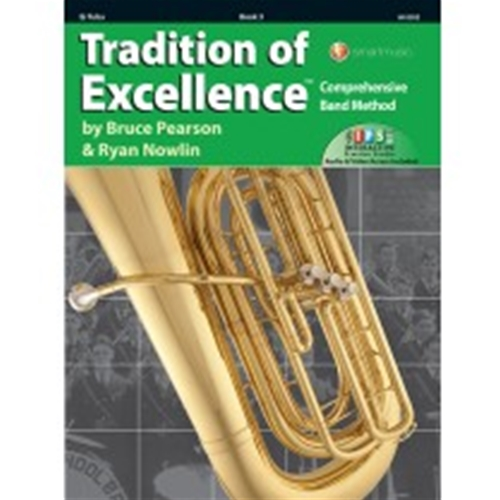 Tradition of Excellence Book 3 Eb Tuba