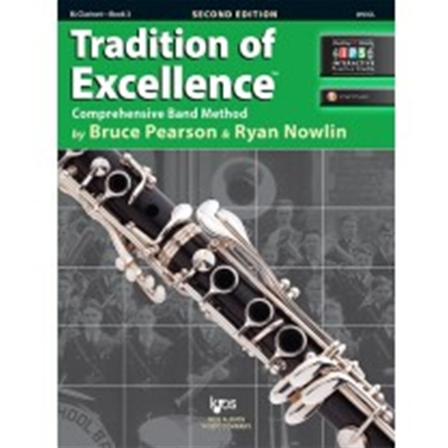 Tradition of Excellence Book 3 - Bb Clarinet