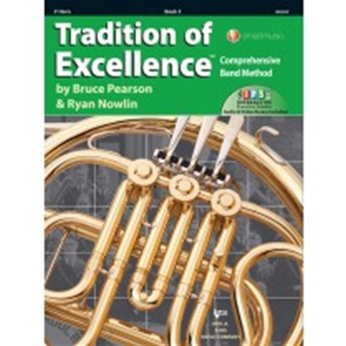 Tradition of Excellence Book 3 French Horn