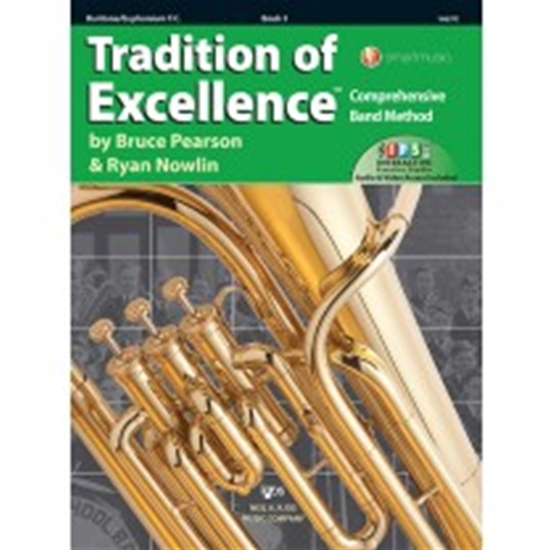 Tradition of Excellence Book 3 Baritone TC