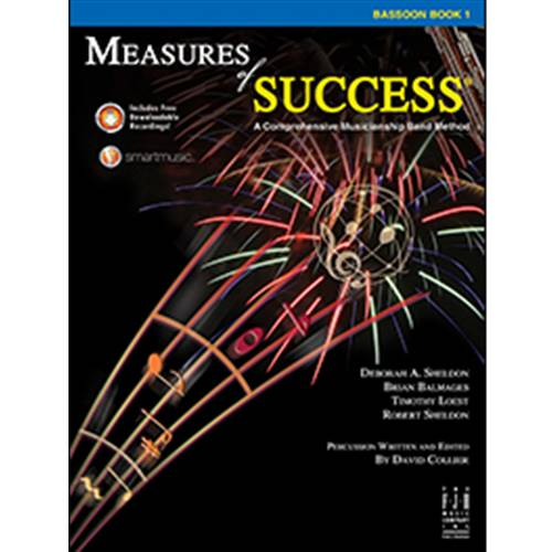 Measures of Success Book 1 Bassoon
