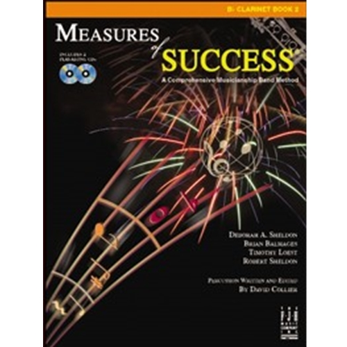 Measures of Success Book Book 2  Baritone TC