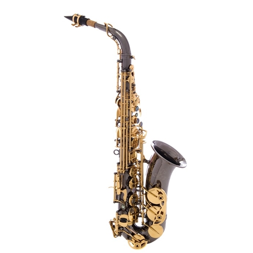 John Packer JP045 Alto Saxophone Black/Gold