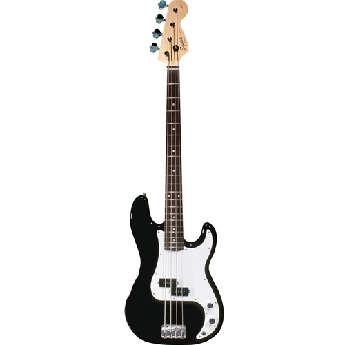 Fender Squier P Bass RW Black