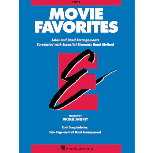 Movie Favorites Conductor Book/CD