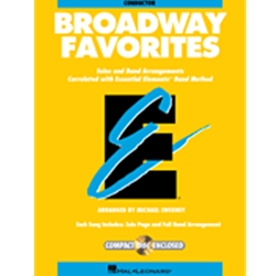 Broadway Favorites Alto Clarinet