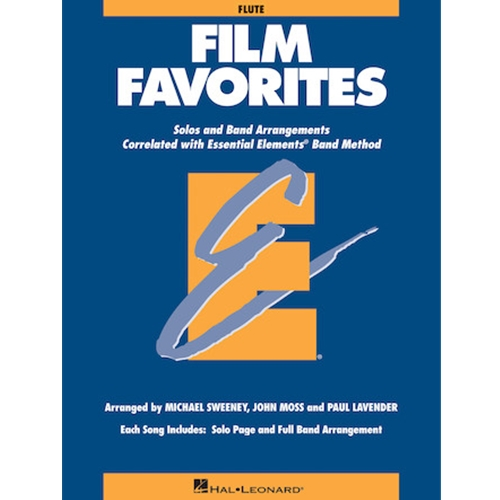 Film Favorites Flute