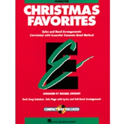 Essential Elements Christmas Favorites - Conductor
