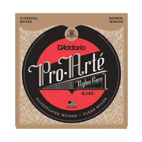 Daddario EJ45 Classical Guitar Strings Normal