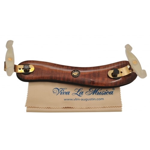 Viva Diamond Violin Shoulder Rest Dark Maple