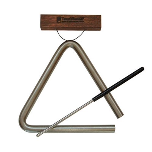 TreeWorks TREHS06 New Studio-Grade 6-inch Triangle