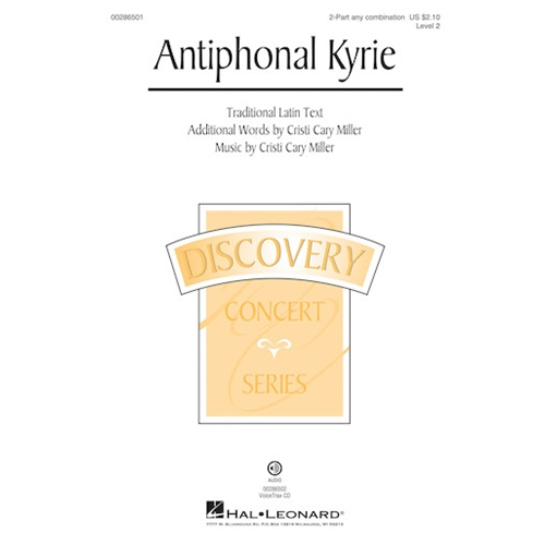 Antiphonal Kyrie 2-Part