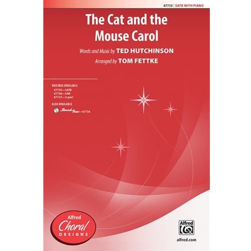 The Cat and The Mouse Carole SATB