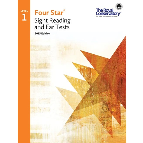 Four Star® Sight Reading and Ear Tests Level 1