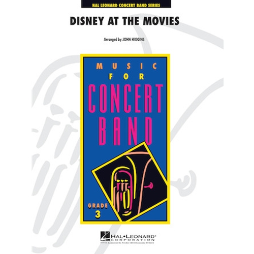 Disney at the Movies arr. John Higgins
