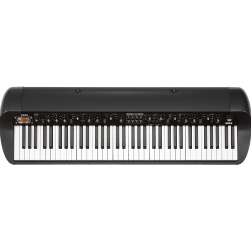 Korg SV-2 Stage Vintage Piano, 73-Key - Black
