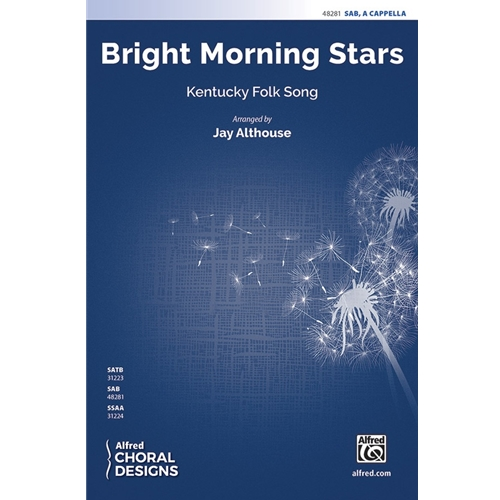 Bright Morning Stars by Althouse SAB
