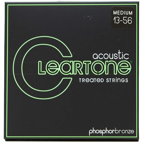 Cleartone Acoustic Strings Med
